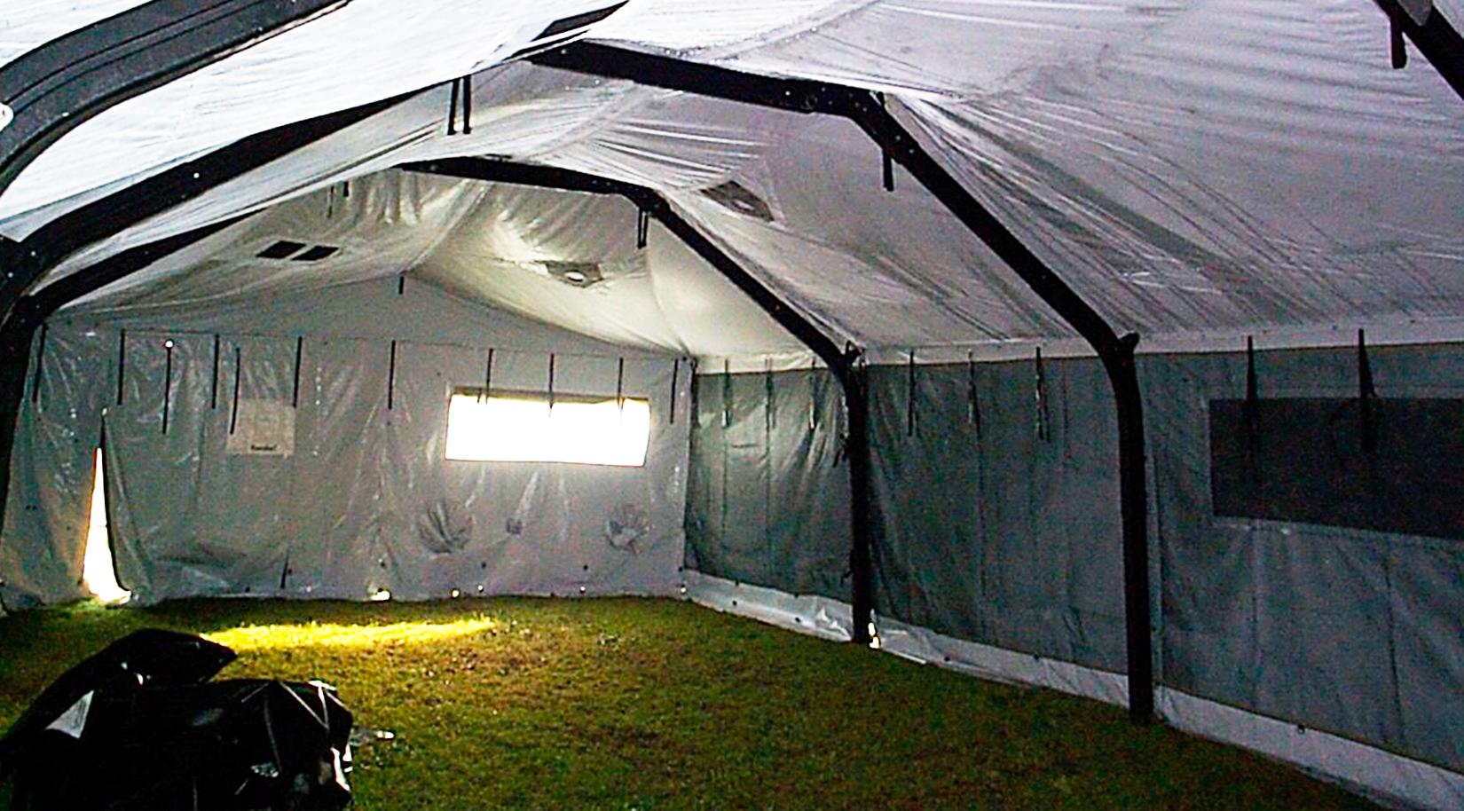 & Modular General Purpose Tent System