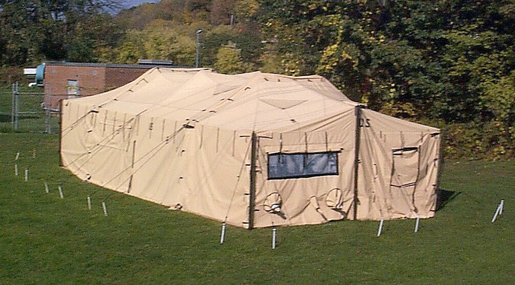 MGPTS & Modular General Purpose Tent System