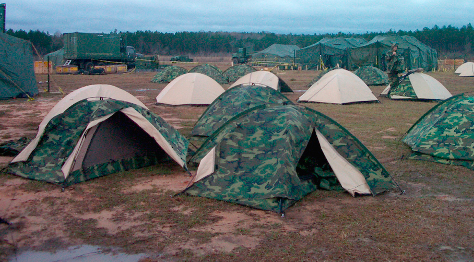 TCOP & Tent Combat One-Person