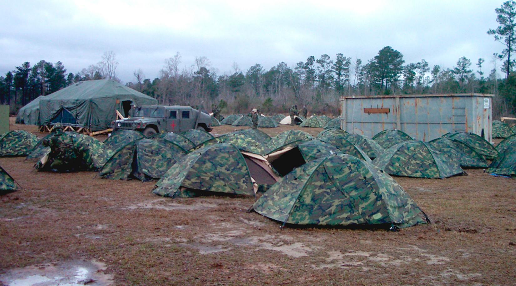 TCOP Tent USGI USMC Eureka One Person Combat Tent # 8340-01-535-0134